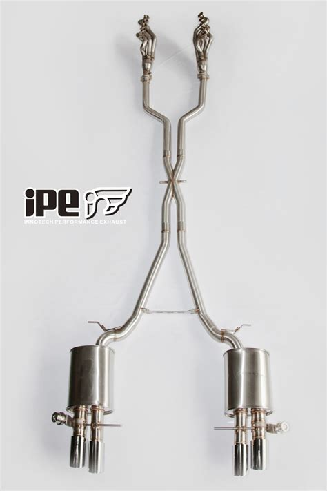 ipe bmw   exhaust bmw  exhaust  chip tuning