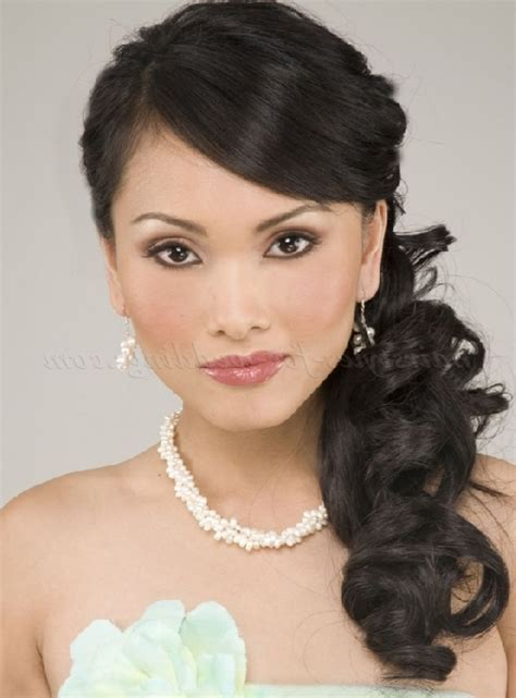 hairstyles for asian weddings black hair collection