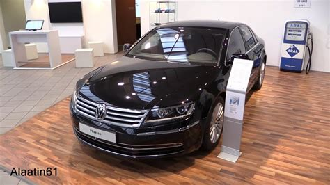 Volkswagen Phaeton Exclusive Line 2016 In Depth Review