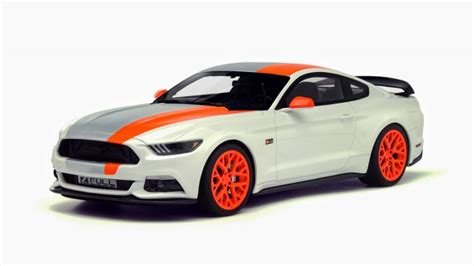 Gt Spirit 118 Ford Mustang By Bojix Design Resin Model