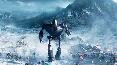 Player Ready Movies Gigante Giant Iron Hierro