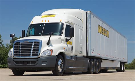 J.B. Hunt Transport Chooses Drivewyze to Deliver Weigh ...