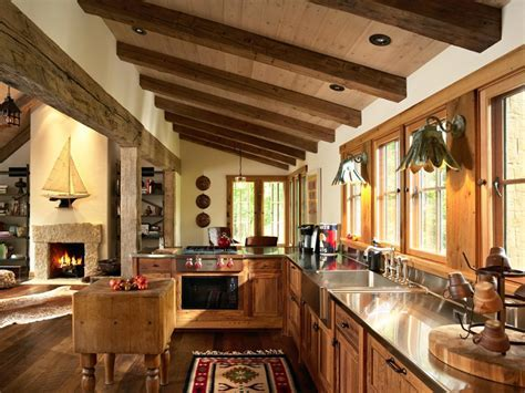 Country Kitchens: Options and Ideas   HGTV