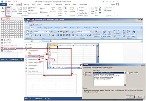 excel spreadsheet    create