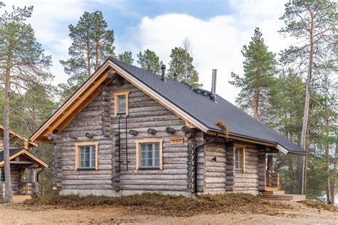 lapland log cabin log cabin peska wilderness hotel nellim