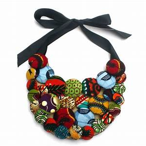 17 Best Images About Ankara Style Necklaces On Pinterest