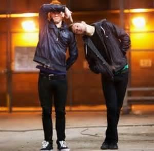 Josh and Tyler Joseph