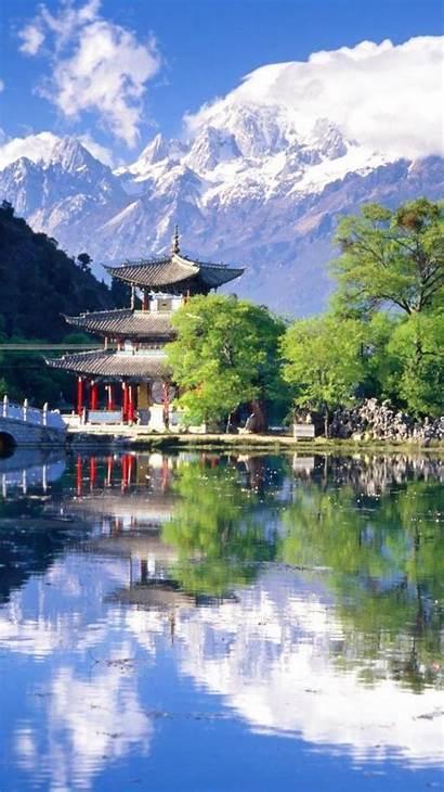 Nature China Yunnan Iphone Mobile Wallpapers