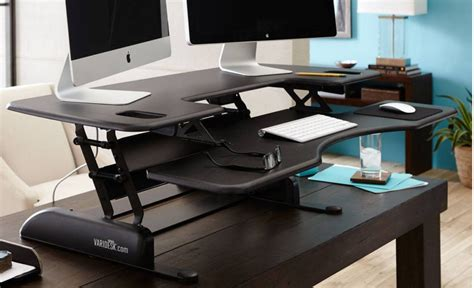 varidesk standing desk chair varidesk an adjustable standing desk review tomasz