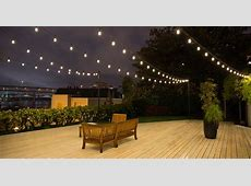 Using Lighting Outside House Suitable for Outdoor Lighting