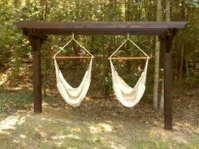 hammock chair stand outdoors pinterest the two my