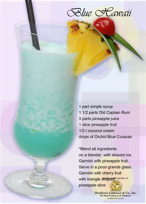 cocktail recipes 101 philippine liquors