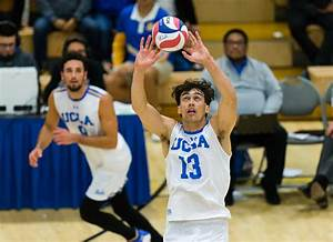 No. 2 UCLA men's volleyball gets warmed up with wins ...