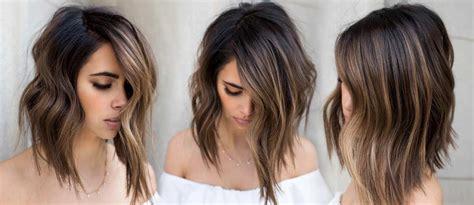 balayage hair ideas  brown  caramel tone