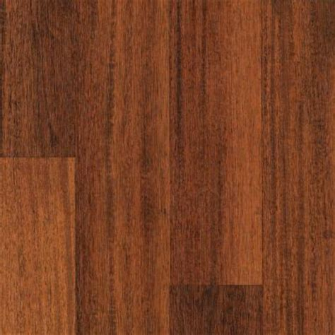 mohawk camellia natural merbau laminate flooring 5 in x