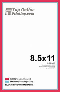 8 5x11 Trifold Brochure Printing