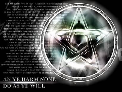 Wicca Wallpapers Wiccan Pagan Backgrounds Pentagram Magick
