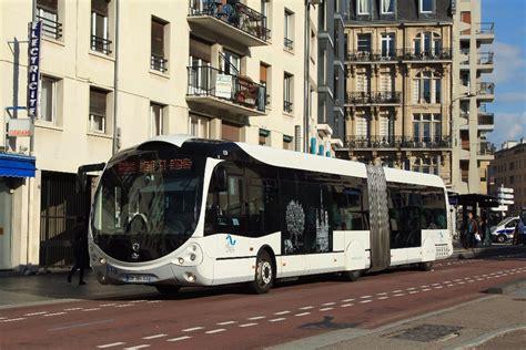Grève dans les transports en commun, à Rouen. Les ...
