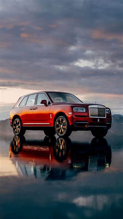 Suv Royce Rolls Luxury Cullinan Wallpapers Mobile
