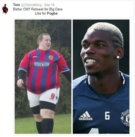 Funny Man Utd Memes - photos 15 funniest memes on manchester united buying the fake paul pogba so hilarious