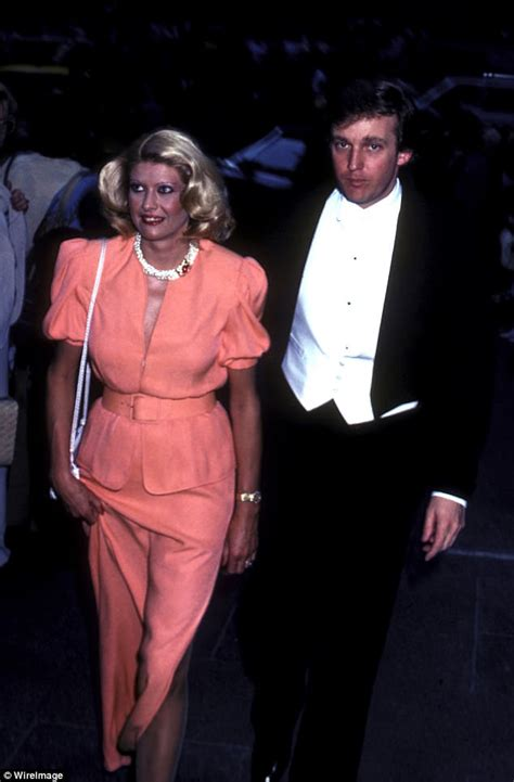 trump ivana donald wedding pregnant john gay york kluge patricia sperm 1981 considered contraceptive effective reliable method than most trumps