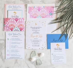 kate spade wedding invitations kate spade lilly pulitzer inspired wedding invitations a p design