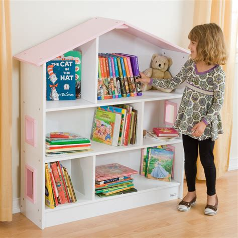 Dollhouse Bookcase by Guidecraft Dollhouse Wood Bookcase At Hayneedle