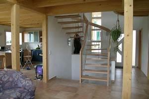 Treppe Im Wohnzimmer : bau ~ Lizthompson.info Haus und Dekorationen
