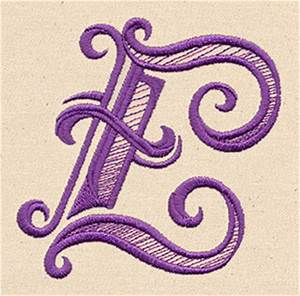 Letter Perfect - Letter E | Urban Threads: Unique and ...
