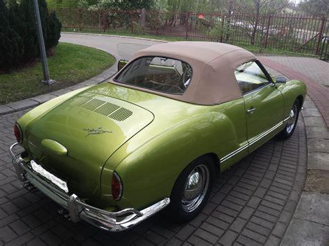 karmann ghia cabrio volkswagen karmann ghia cabriolet 1969 79999 pln