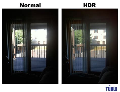 what is hdr on my iphone hdr photo on with iphone 4 and ios 4 1