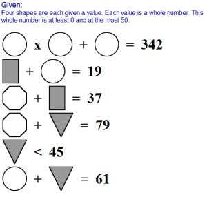 middle school math and pre algebra printables and worksheets school helps