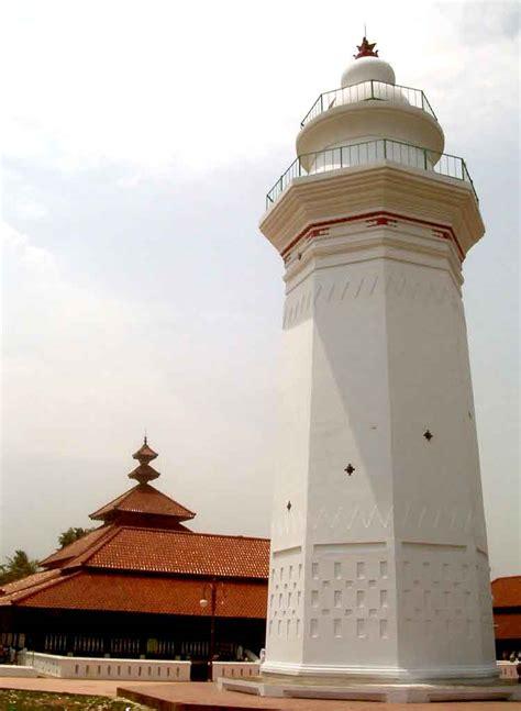 masjid agung banten serang malamcom