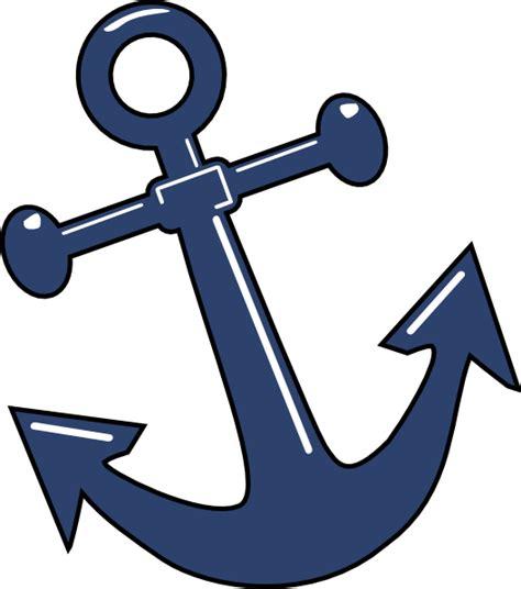 Anchor Clip Tilted Anchor Clip At Clker Vector Clip
