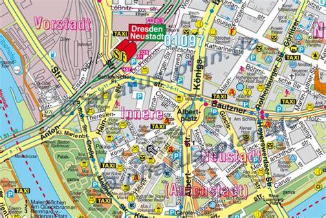 pharus pharus stadtplan dresden city