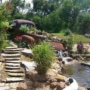 Pflanzen Rund Um Den Gartenteich : es gibt viele verschiedene m glichkeiten den gartenteich zu gestalten umrandungen aus steinen ~ Whattoseeinmadrid.com Haus und Dekorationen