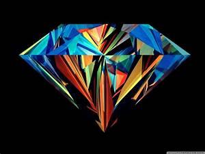 Awesome Colorful Diamond