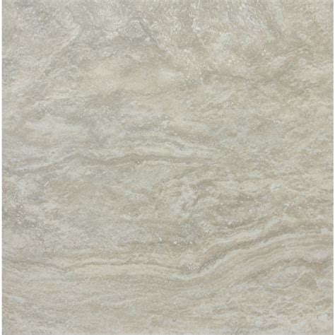 porcelain tile shop style selections floriana heather glazed porcelain indoor outdoor floor tile common 12 in