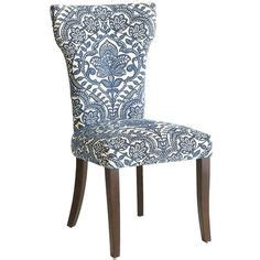 Hourglass Dining Chair Gold Damask by Pier 1 Hourglass Gold Damask And Carmilla Damask
