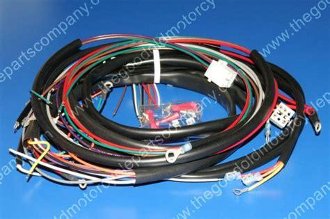 Shovelhead Wiring Harnes by Shovelhead Wiring Harness