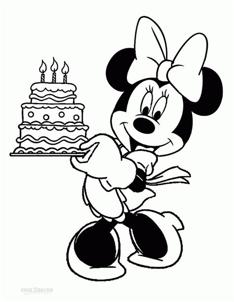 mickey  minnie mouse coloring pages  print