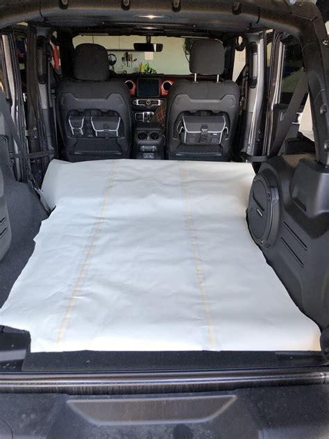 sleeping pad   jl unlimited page   jeep