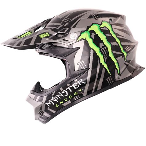 motocross helmets oneal 812 ricky dietrich replica mx monster energy enduro