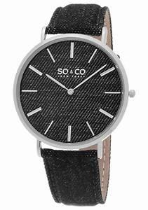 So  U0026 Co Soho Unisex Watch Model  895103black