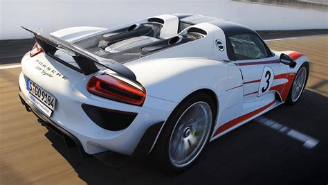 Spyder Price by 2015 Porsche 918 Spyder Track Review Carsguide