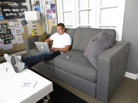 Lovesac Ceo by Success Files Shawn Nelson Founder And Ceo Of Lovesac
