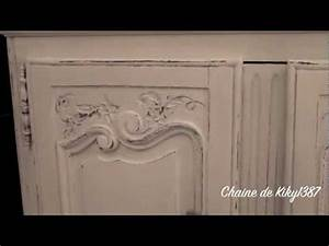 Patine sur meuble ancien // Tutoriel YouTube