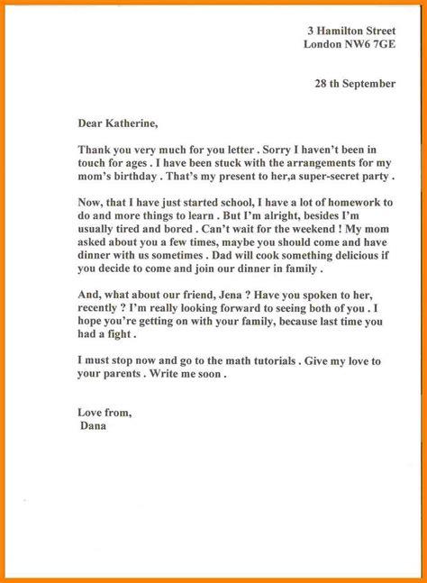 informal letter guatemalago