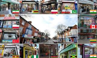 narborough road  leicester  shopkeepers