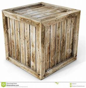 Caisse En Bois : vieille caisse en bois 3d illustration stock image du ~ Nature-et-papiers.com Idées de Décoration